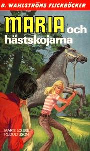 Maria 4 - Maria och hästskojarna (e-bok) av Mar