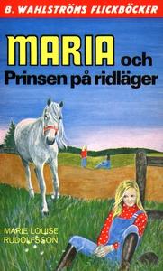 Maria 9 - Maria och Prinsen på ridläger (e-bok)