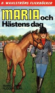 Maria 11 - Maria och Hästens dag (e-bok) av Mar