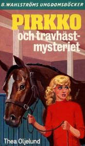 Pirkko 21 - Pirkko och travhäst-mysteriet (e-bo
