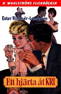 Kri 4 - Ett hjärta åt Kri (e-bok) av Ester Ring