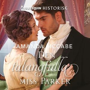 Den talangfulla miss Parker (ljudbok) av Amanda