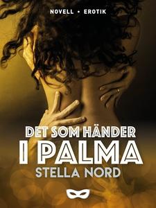 Det som händer i Palma (e-bok) av Stella Nord