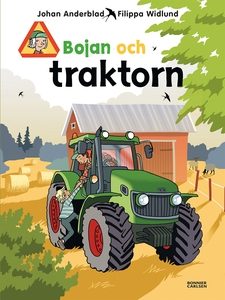 Bojan och traktorn (e-bok) av Johan Anderblad