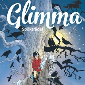 Glimma: Spökträdet (ljudbok) av Marie Helleday