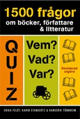 1500 frågor om böcker,  författare & litteratur