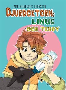 Djurdoktorn: Linus och Teddy (ljudbok) av Ann-C