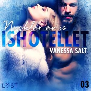 Ishotellet 3: Nycklar av is (ljudbok) av Vaness
