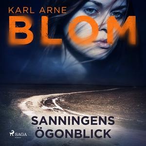 Sanningens ögonblick (ljudbok) av Karl Arne Blo
