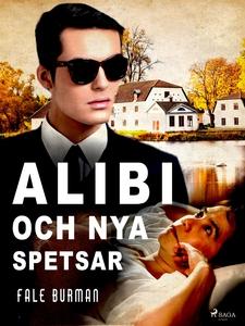 Alibi och nya spetsar (e-bok) av Fale Burman