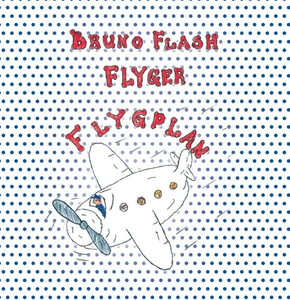 Bruno Flash Flyger flygplan (e-bok) av Lisa Ben