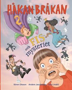 Håkan Bråkan och fismysteriet (e-bok) av Sören