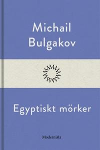 Egyptiskt mörker (e-bok) av Michail Bulgakov