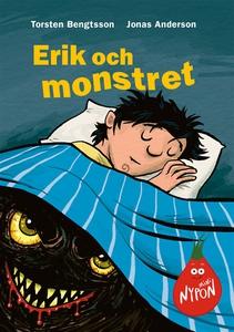 Mininypon - Erik och monstret (ljudbok) av Tors