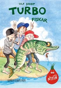 Mininypon - Turbo fiskar (ljudbok) av Ulf Sindt