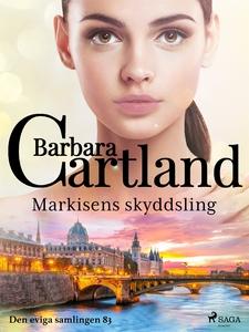 Markisens skyddsling (e-bok) av Barbara Cartlan