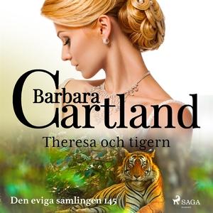 Theresa och tigern (ljudbok) av Barbara Cartlan