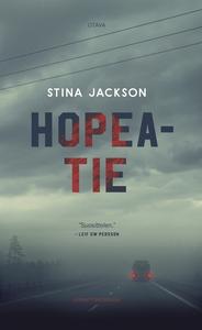 Hopeatie (e-bok) av Stina Jackson