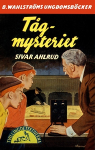 Tvillingdetektiverna 17 - Tåg-mysteriet (e-bok)