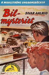 Tvillingdetektiverna 20 - Bil-mysteriet (e-bok)