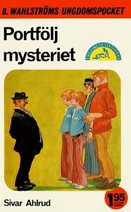 Tvillingdetektiverna 40 - Portfölj-mysteriet (e