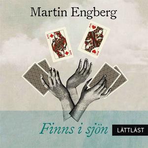 Finns i sjön / Lättläst (ljudbok) av Martin Eng