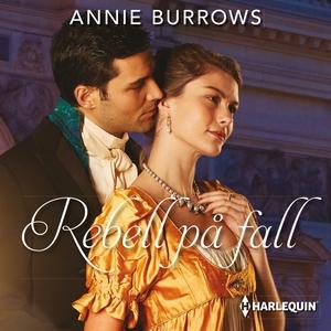 Rebell på fall (ljudbok) av Annie Burrows
