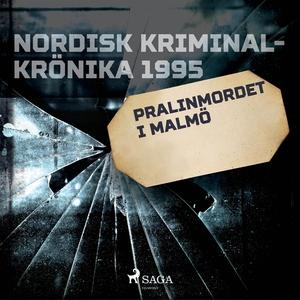 Pralinmordet i Malmö (ljudbok) av Diverse