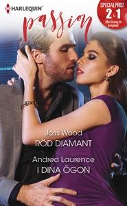 Röd diamant/I dina ögon (e-bok) av Joss Wood