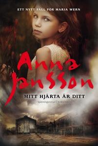 Mitt hjärta är ditt (e-bok) av Anna Jansson