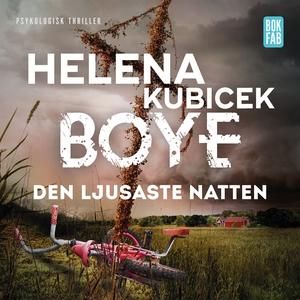 Den ljusaste natten (ljudbok) av Helena Kubicek