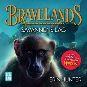 Bravelands - Savannens lag (ljudbok) av Erin Hu