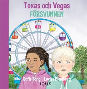 Texas och Vegas : Försvunnen (ljudbok) av Sofie