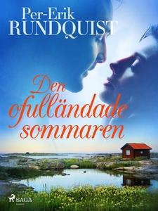 Den ofulländade sommaren (e-bok) av Per-Erik Ru
