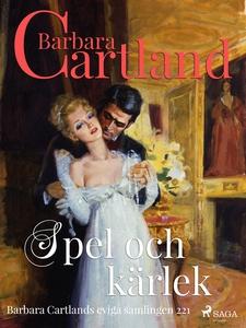 Spel och kärlek (e-bok) av Barbara Cartland