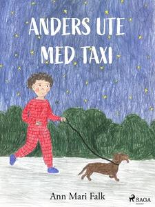 Anders ute med Taxi (e-bok) av Ann Mari Falk