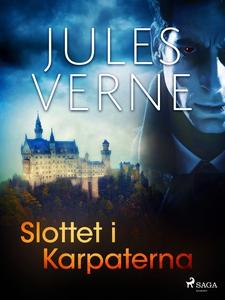 Slottet i Karpaterna (e-bok) av Jules Verne
