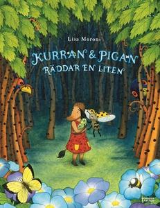 Kurran och Pigan räddar en liten (e-bok) av Lis