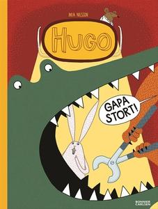 Hugo. Gapa stort! (e-bok) av Mia Nilsson
