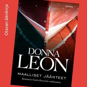 Maalliset jäänteet (ljudbok) av Donna Leon