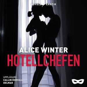 Hotellchefen (ljudbok) av Alice Winter