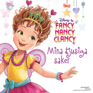 Fancy Nancy Clancy (ljudbok) av Disney