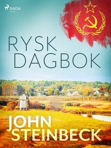 Rysk dagbok (e-bok) av John Steinbeck