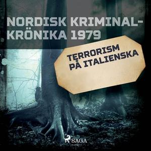 Terrorism på italienska (ljudbok) av Diverse