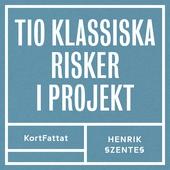 Tio klassiska risker i projekt – Och hur man vänder risk till möjlighet