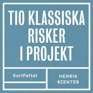 Tio klassiska risker i projekt – Och hur man vä