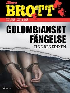 Colombianskt fängelse (e-bok) av Tine Bendixen