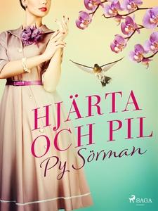 Hjärta och pil (e-bok) av Py Sörman