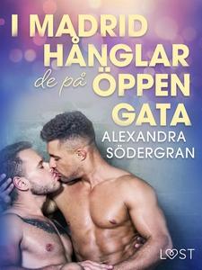 I Madrid hånglar de på öppen gata (e-bok) av Al