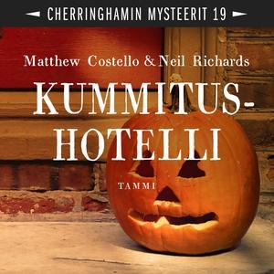 Kummitushotelli (ljudbok) av Neil Richards, Mat